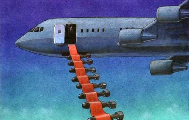 Kuczynski aereo bombe