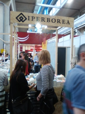Salone Torino Iperborea