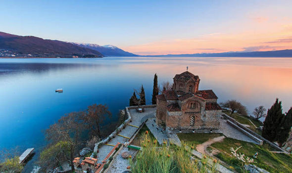 Ohrid-macedonia-Daily express