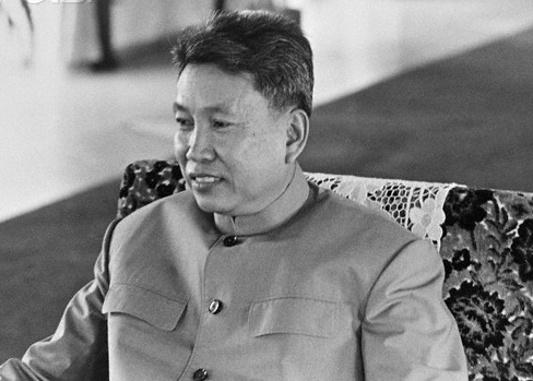 Pol Pot, Leader of the Khmer Rouge