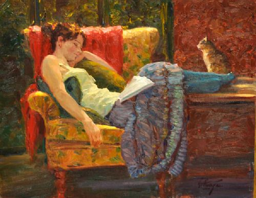 David Hettinger somene is waiting