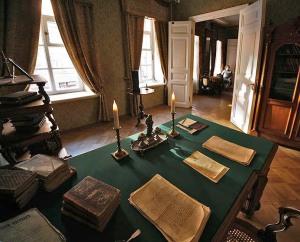 Dostoievski casa museo 2