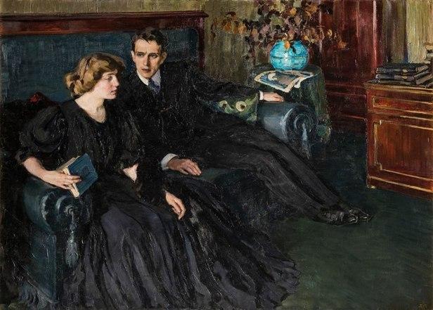 Kiseleva Jealousy_1907