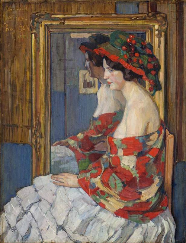 Kiseleva_-_La_belle_Hortense__1908