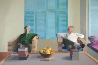 David Hockney Christopher-Isherwood-and-Don-Bachardy-1968