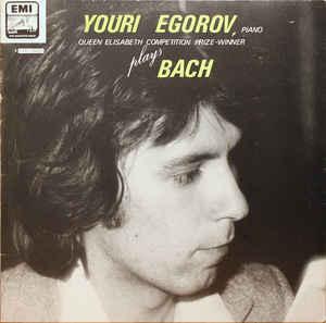 Egorov plays bach