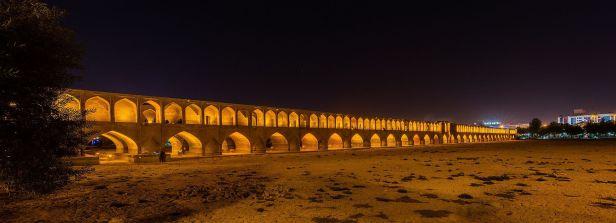 Isfahan Si-o-se_Pol,_Isfahan,_Irán, foto Diego Delso