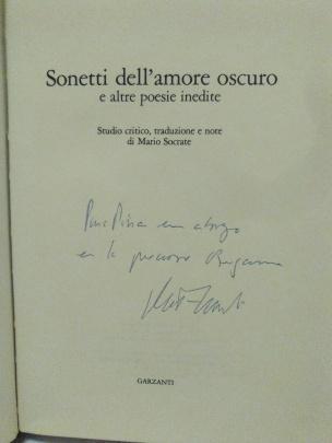Lorca sonetos dedica Hernandez