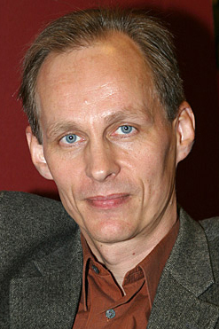 Mikael Niemi Bokm‰ssan i Gˆteborg Sep 2004 (c) Lizzie Larsson / IBL