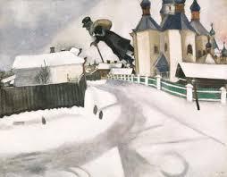 chagall over vitebsk