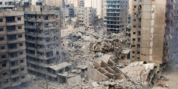 Libano in guerra