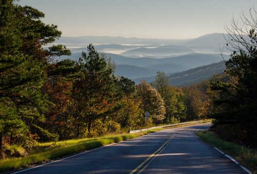Ozark Talimena-scenic-byway