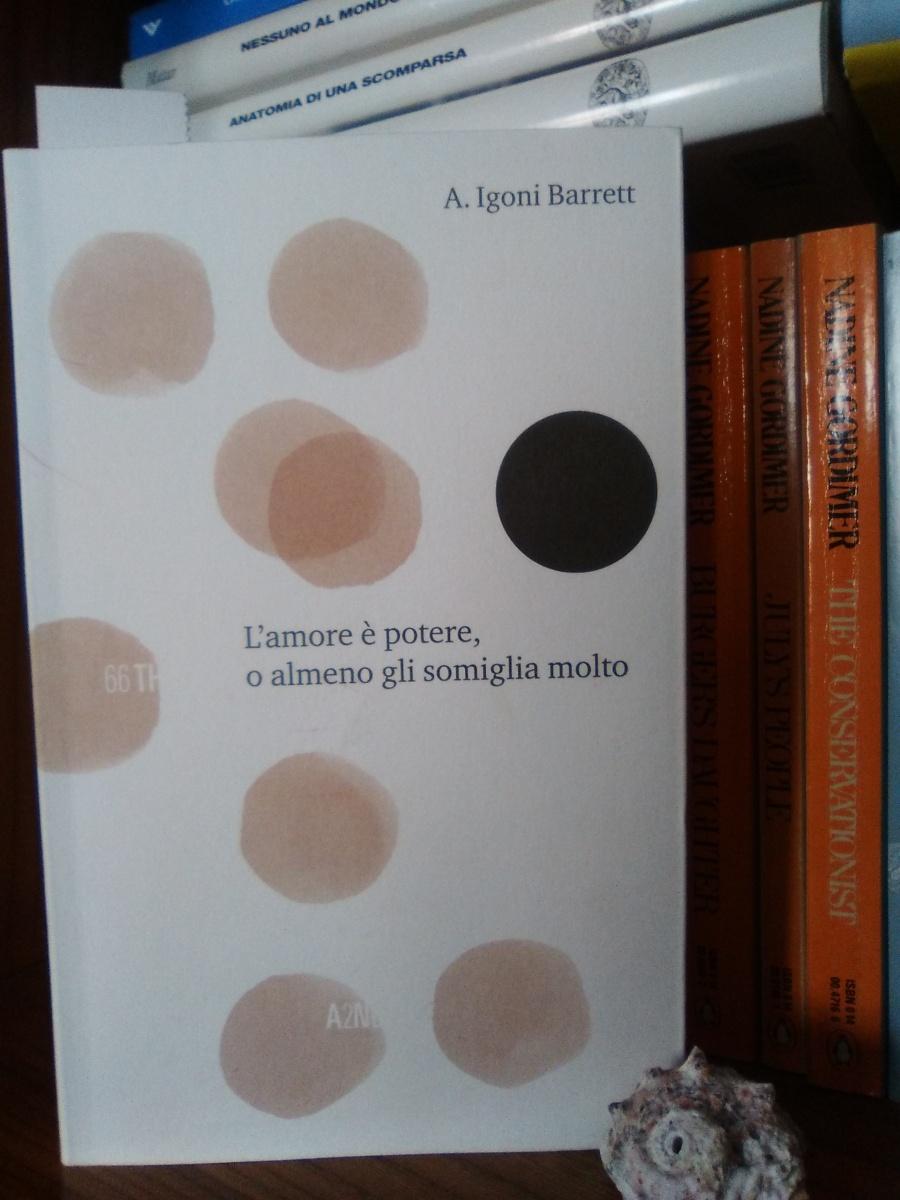 A. Igoni Barrett, L'amore è potere, o almeno gli somiglia molto. Racconti dalla Nigeria