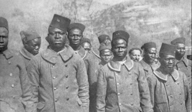 fucilieri senegalesi