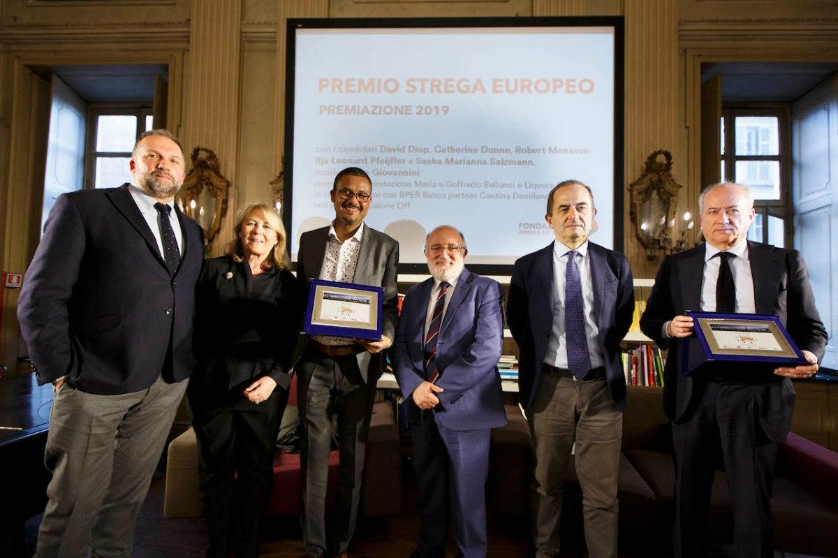 Il libro vincitore del Premio Strega Europeo 2019