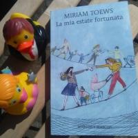 """Miriam Toews, La mia estate fortunata. """"Celebriamo la vita"""""""