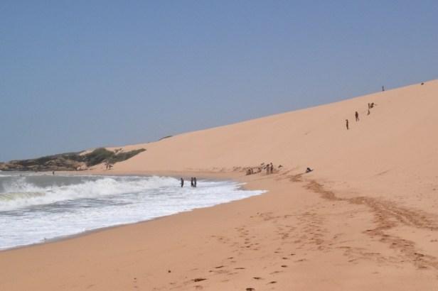 Guajira deserto mare