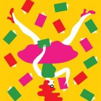 Olimpia Zagnoli, tanto humor e tanto colore