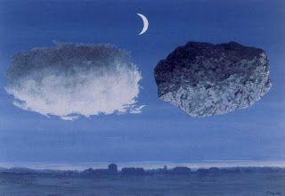 Magritte luna