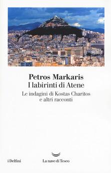 Markaris i labirinti di Atene