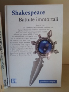 Shakespeare battute