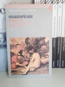 Shakespeare sonetti