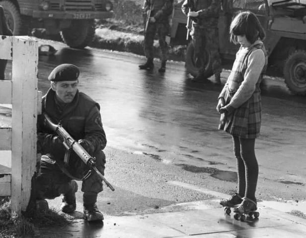 Belfast anni settanta