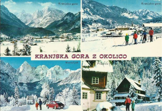 Jugoslavia ( Monte Cragnisca ) anni 70