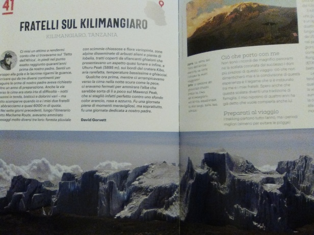 Lonely planet kilimangiaro