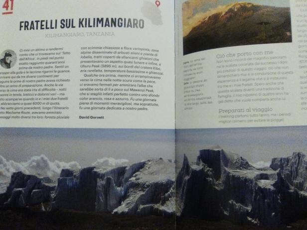 Lonely planet kilimangiaro