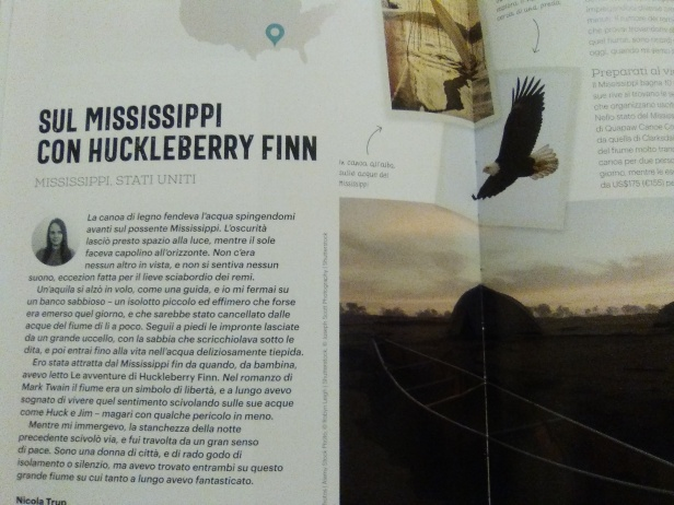 lonely planet Mississipi