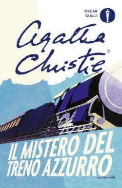 Christie treno azzurro