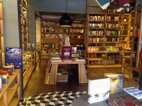 minoa bookstore istanbul