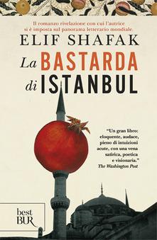Shafak bastarda di Istanbul
