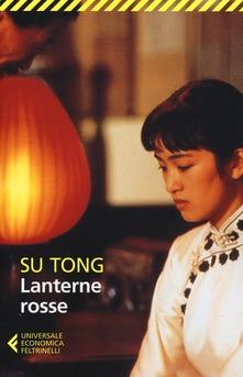 Su Tong lanterne rosse
