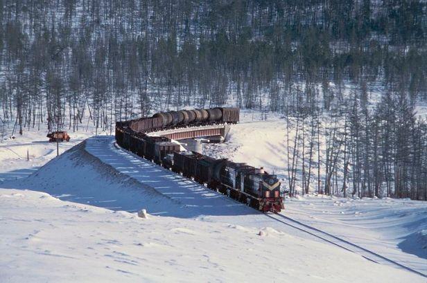 treno siberia