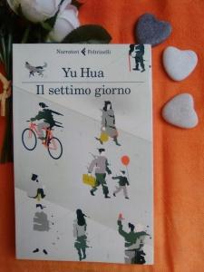 Yu Hua settimo giorno copertina