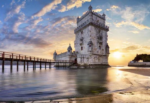 Lisbona guida Marco Polo