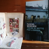 """Pascal Mercier, Treno di notte per Lisbona. """"Se possiamo vivere solo una piccola parte di quanto è in noi, che ne è del resto?"""""""