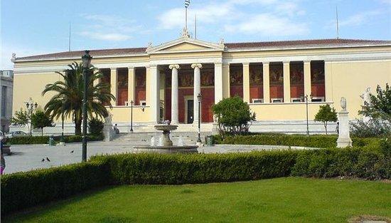 Atene università