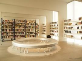 biblioteca cinisello interno