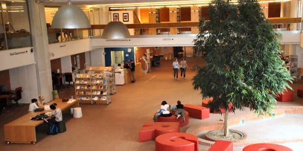 Biblioteca san giorgio pt