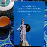 Petros Markaris, L'università del crimine