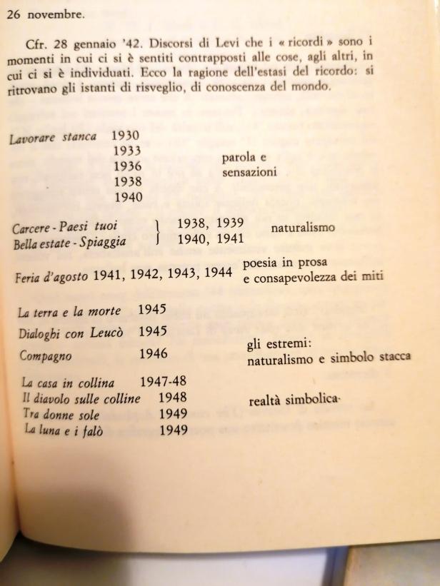 Pavese diario 1949