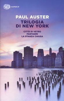 Auster Trilogia di NY