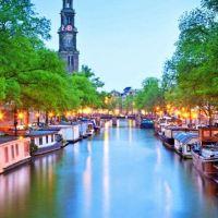 Viaggi letterari - Amsterdam, Olanda