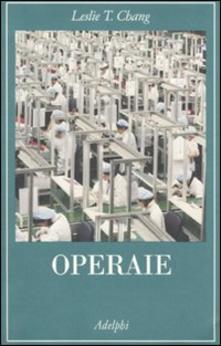 Chang operaie