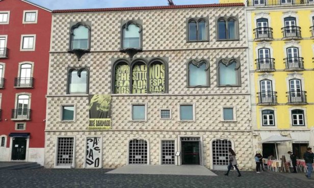 Lisbona casa-dos-bicos