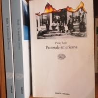 """Philip Roth, Pastorale americana. """"La tragedia dell'uomo impreparato alla tragedia: cioè la tragedia di tutti."""""""
