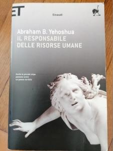 Yehoshua responsabile risorse umane